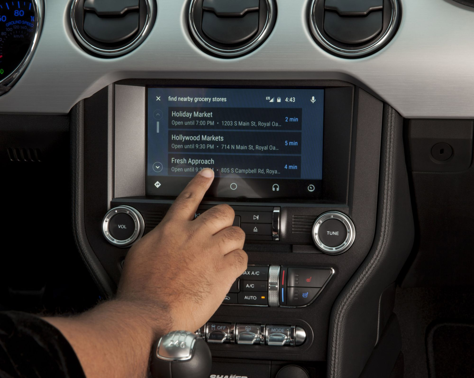ces 2016 ford passe enfin android auto et carplay frandroid. Black Bedroom Furniture Sets. Home Design Ideas