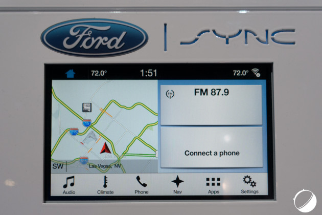 Ford Android Auto (3 sur 4)