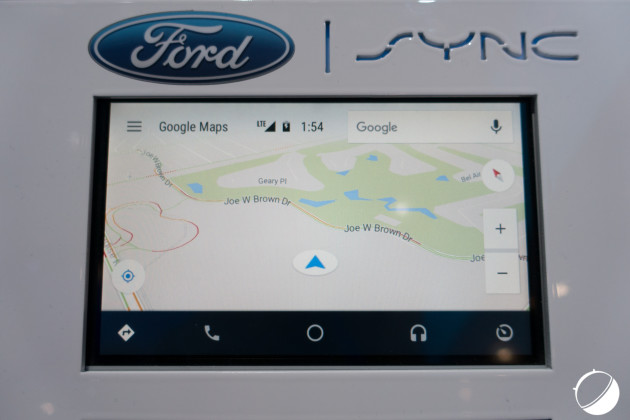 Ford Android Auto (4 sur 4)