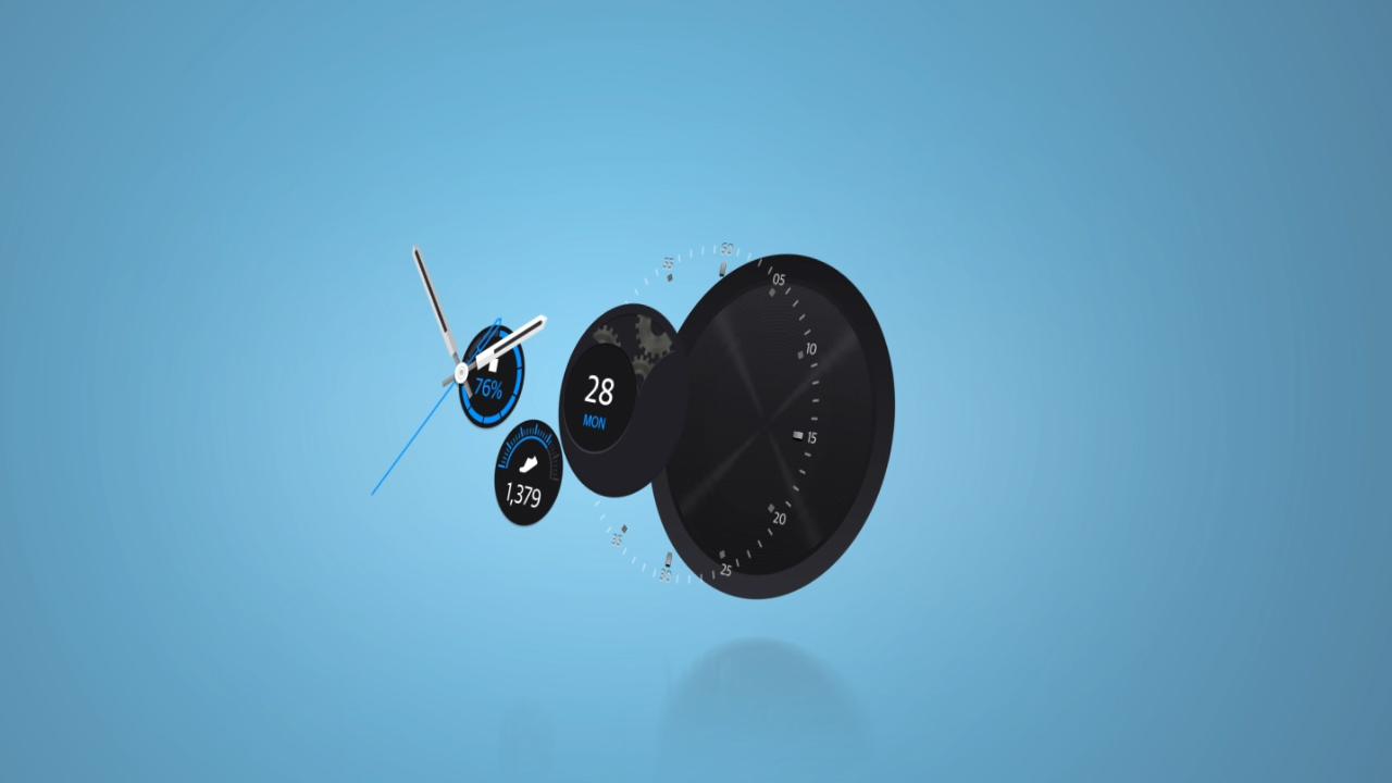 Gear watch designer ou concevoir des watchfaces pour la for Concevoir un porche en ligne
