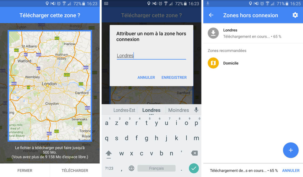 Google My Maps – Applications sur Google Play