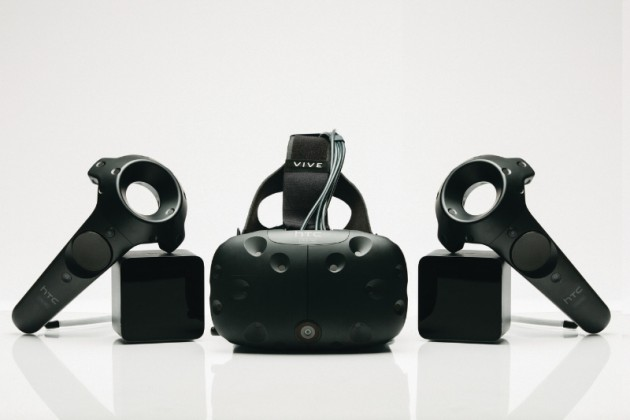 HTC Reshapes Human Imagination With Inspiring Virtual Reality (PRNewsFoto/HTC)