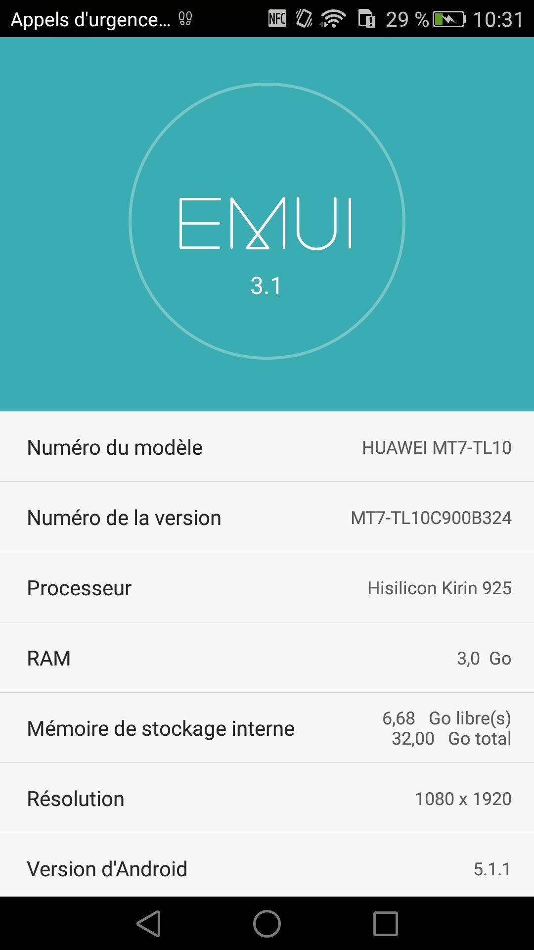 Huawei Mate 7 : les inscriptions au bêta-test de ...
