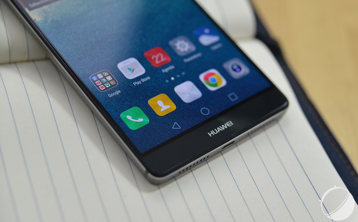 Test Huawei Mate 8 : notre avis complet