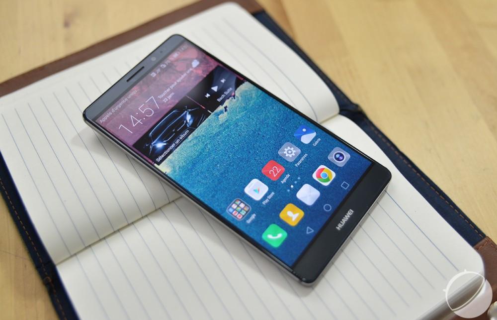 Huawei Mate 8 7