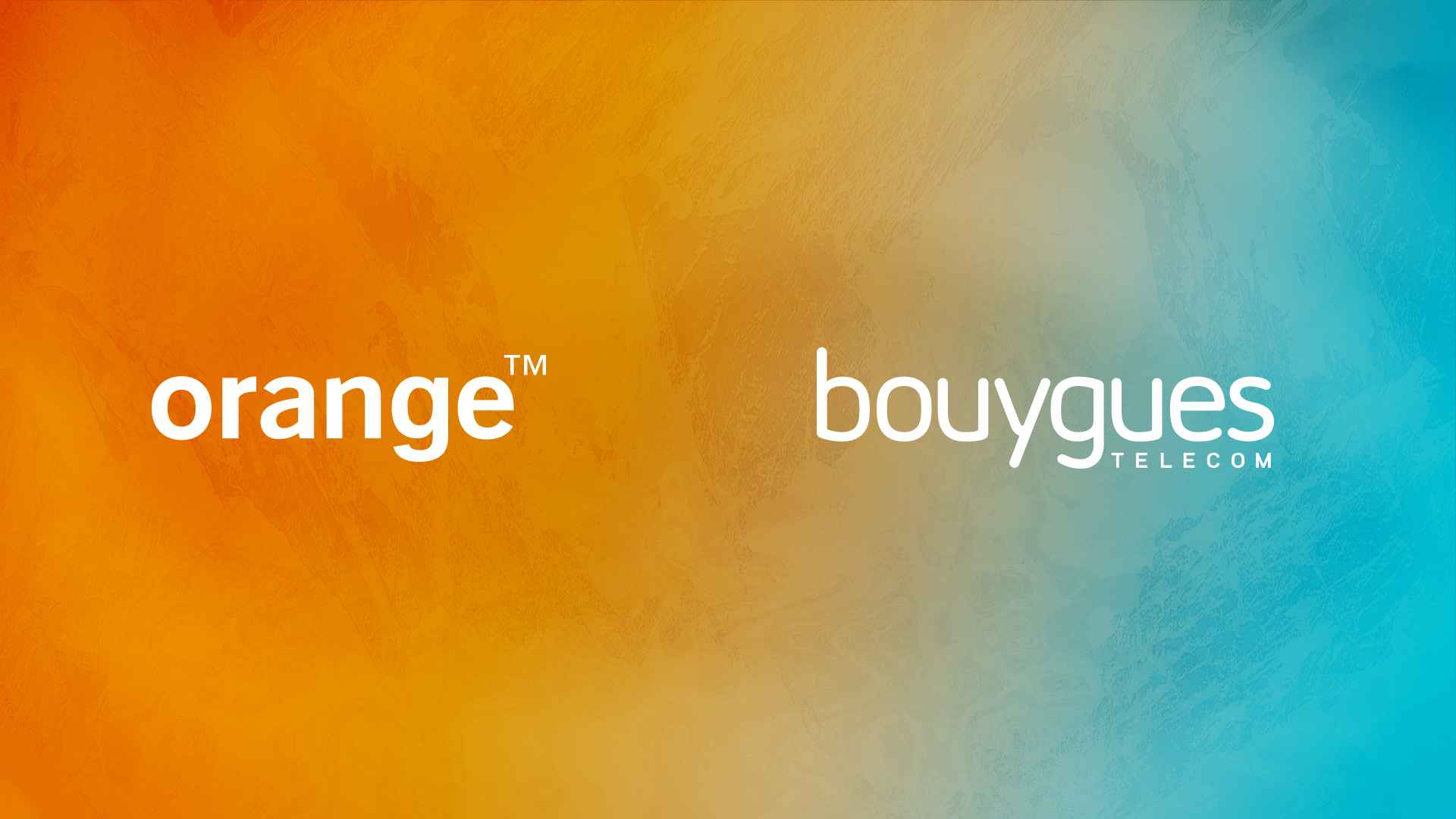 logo orange bouygues rachat