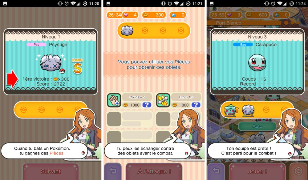 pokemon shuffle mobile android 2