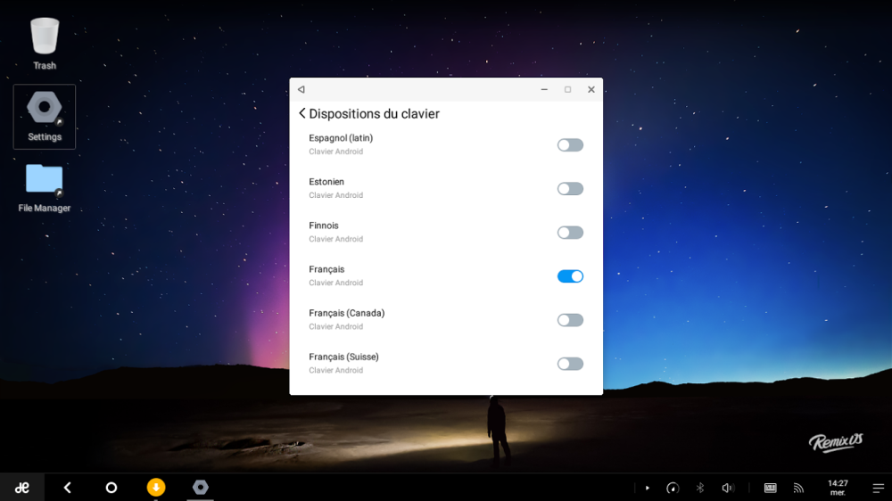 remix-OS-clavier