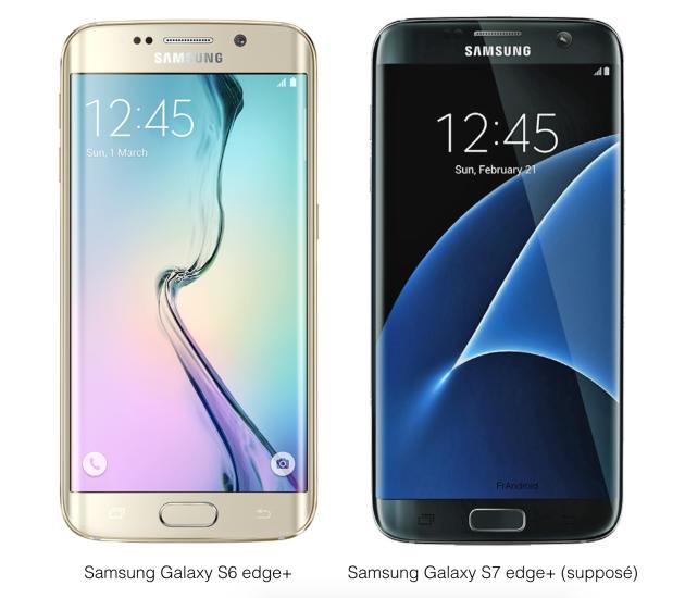 Samsung Galaxy S7 edge+