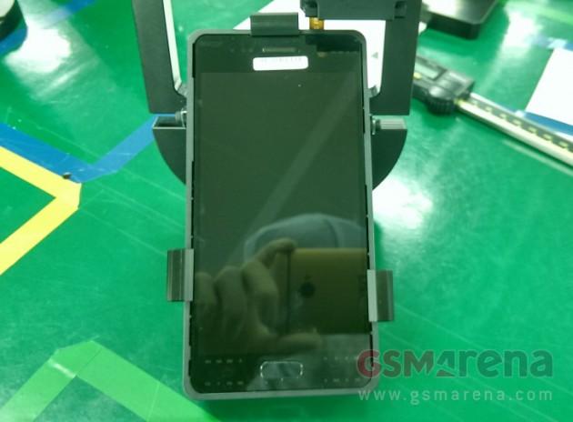 Samsung Galaxy S7 face avant