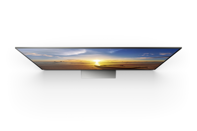 ces 2016 sony pr sente ses tv bravia 4k hdr sous android tv frandroid. Black Bedroom Furniture Sets. Home Design Ideas