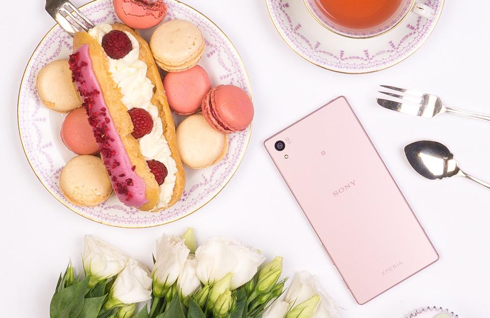 Z5 Pink Lifestyle Sakura2