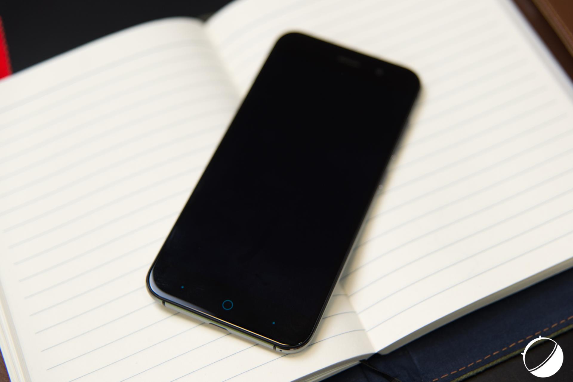 test zte blade v6 notre avis complet smartphones. Black Bedroom Furniture Sets. Home Design Ideas