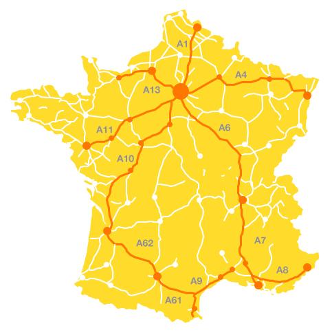 autoroute Orange 3G+