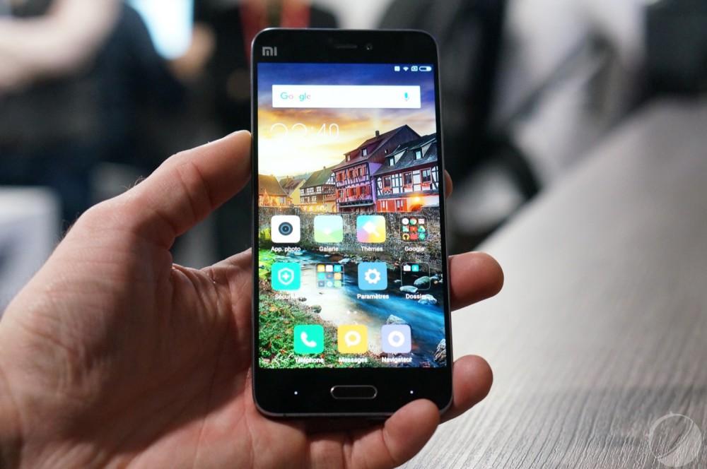 Xiaomi Demande 224 Foxconn D Augmenter Sa Production De Mi 5