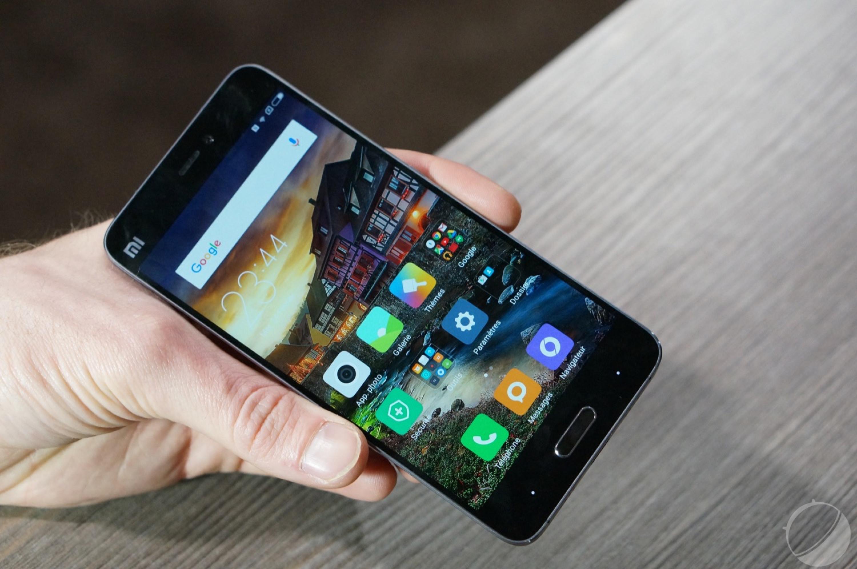 C FrAndroid Xiaomi Mi5 DSC09250