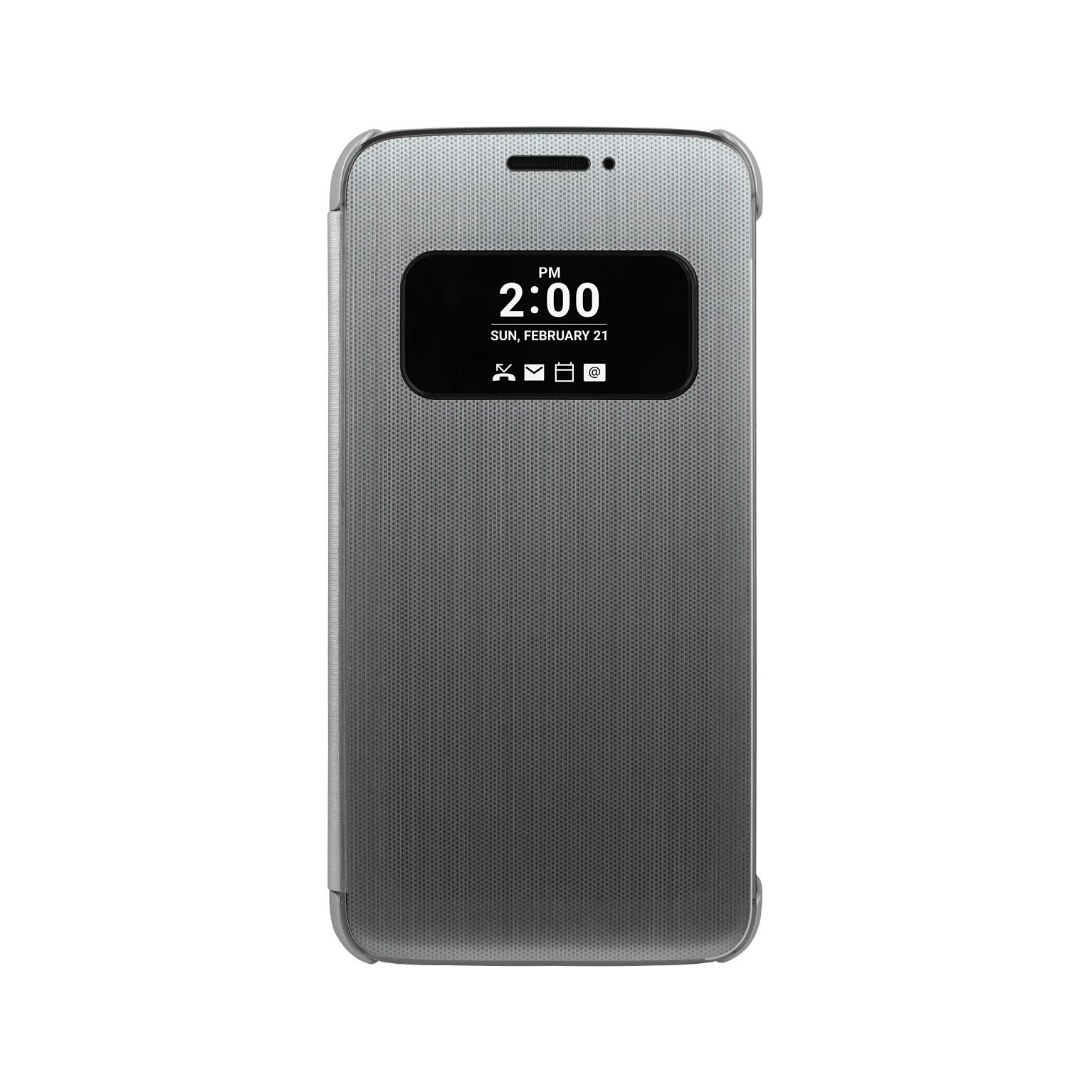 lg g5 voici une coque de protection officielle d voil e avant le smartphone frandroid. Black Bedroom Furniture Sets. Home Design Ideas