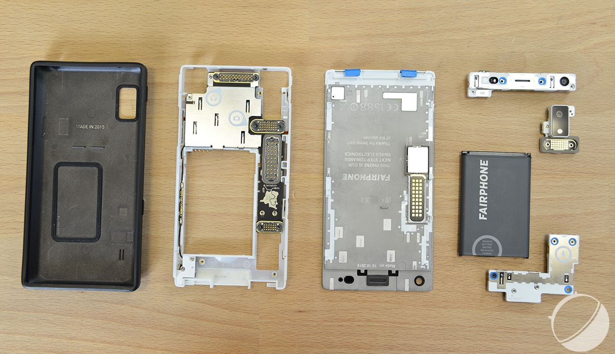 Test Fairphone 2 : notre avis complet
