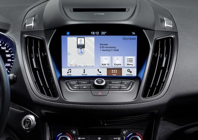 Ford Sync 3 MWC 2016