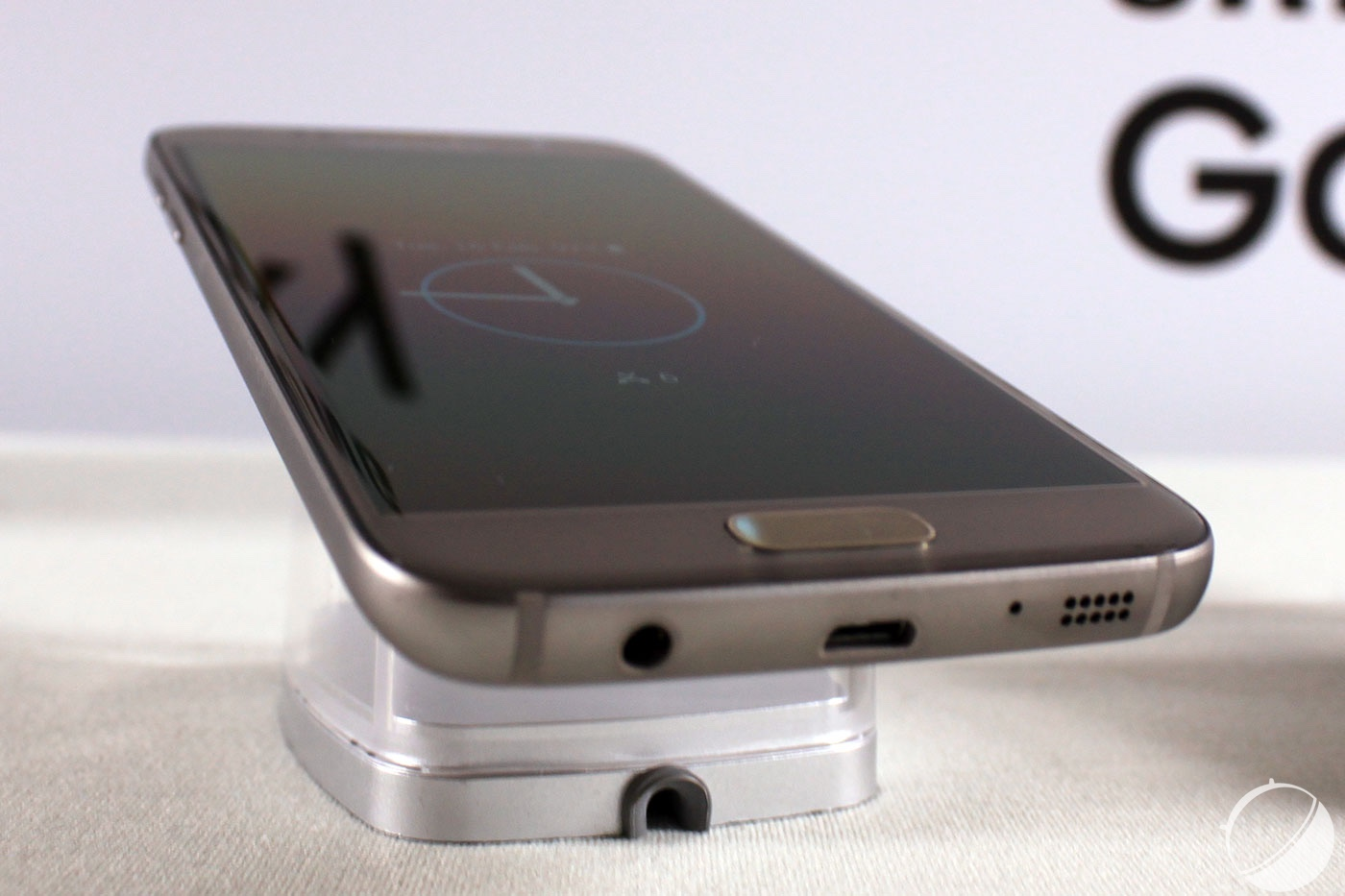 Prise En Main Du Samsung Galaxy S7 Edge Tout D Un Grand Frandroid