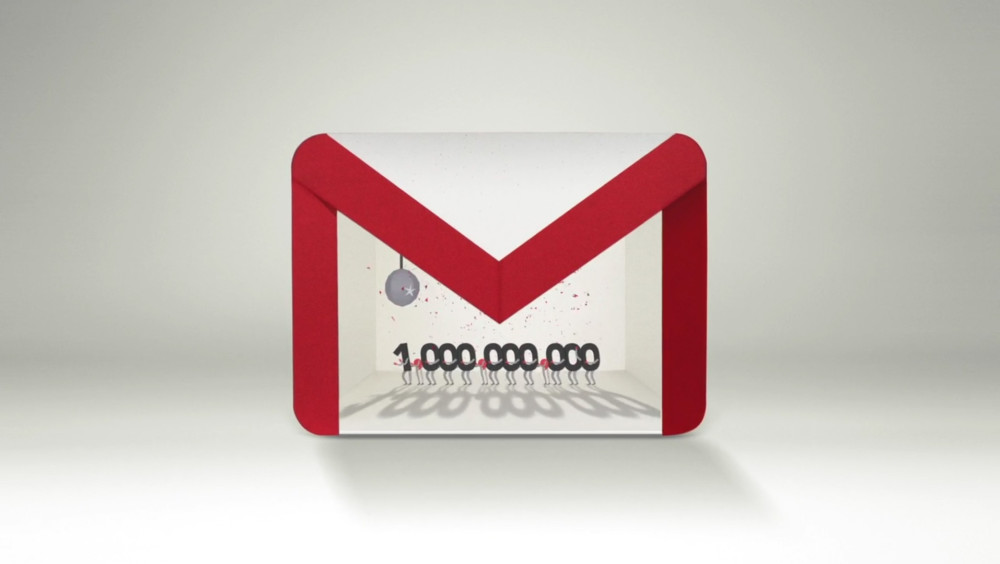 gmail-milliard