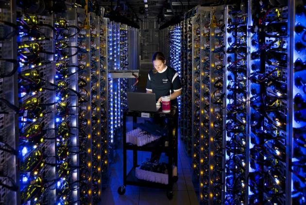Google serveur