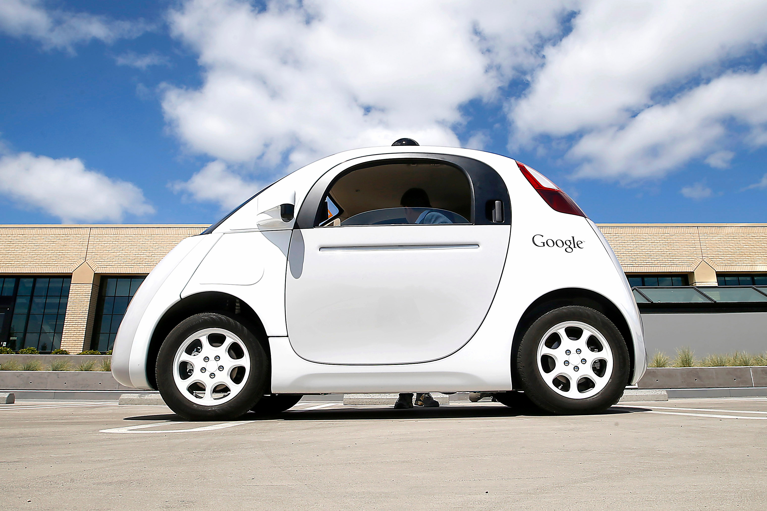 la google car devrait pouvoir passer son permis aux tats unis frandroid. Black Bedroom Furniture Sets. Home Design Ideas