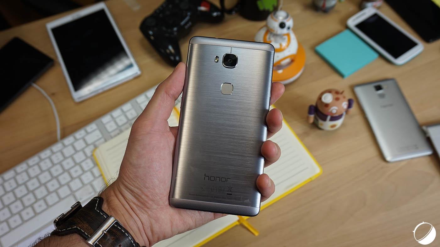 Test Honor 5X : notre avis complet - Smartphones - Frandroid