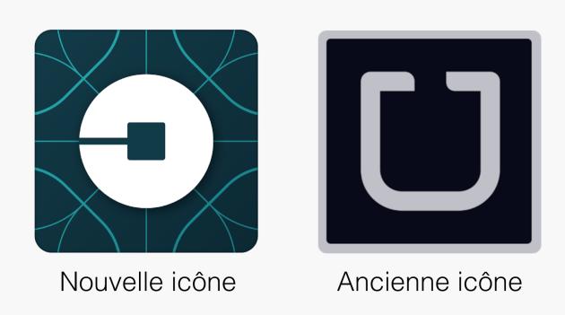 icones Uber