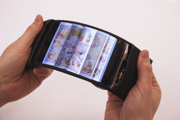 ReFlex smartphone Android flexible