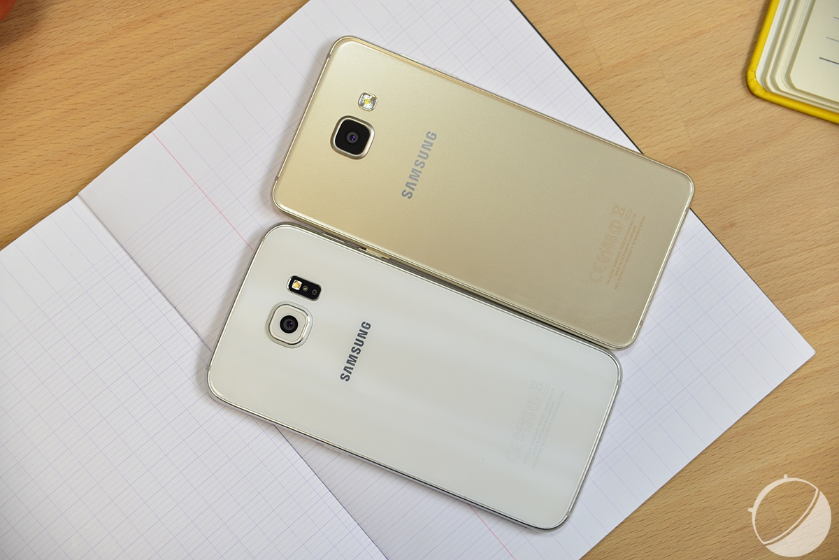 test samsung galaxy a5 2016 notre avis complet smartphones frandroid. Black Bedroom Furniture Sets. Home Design Ideas
