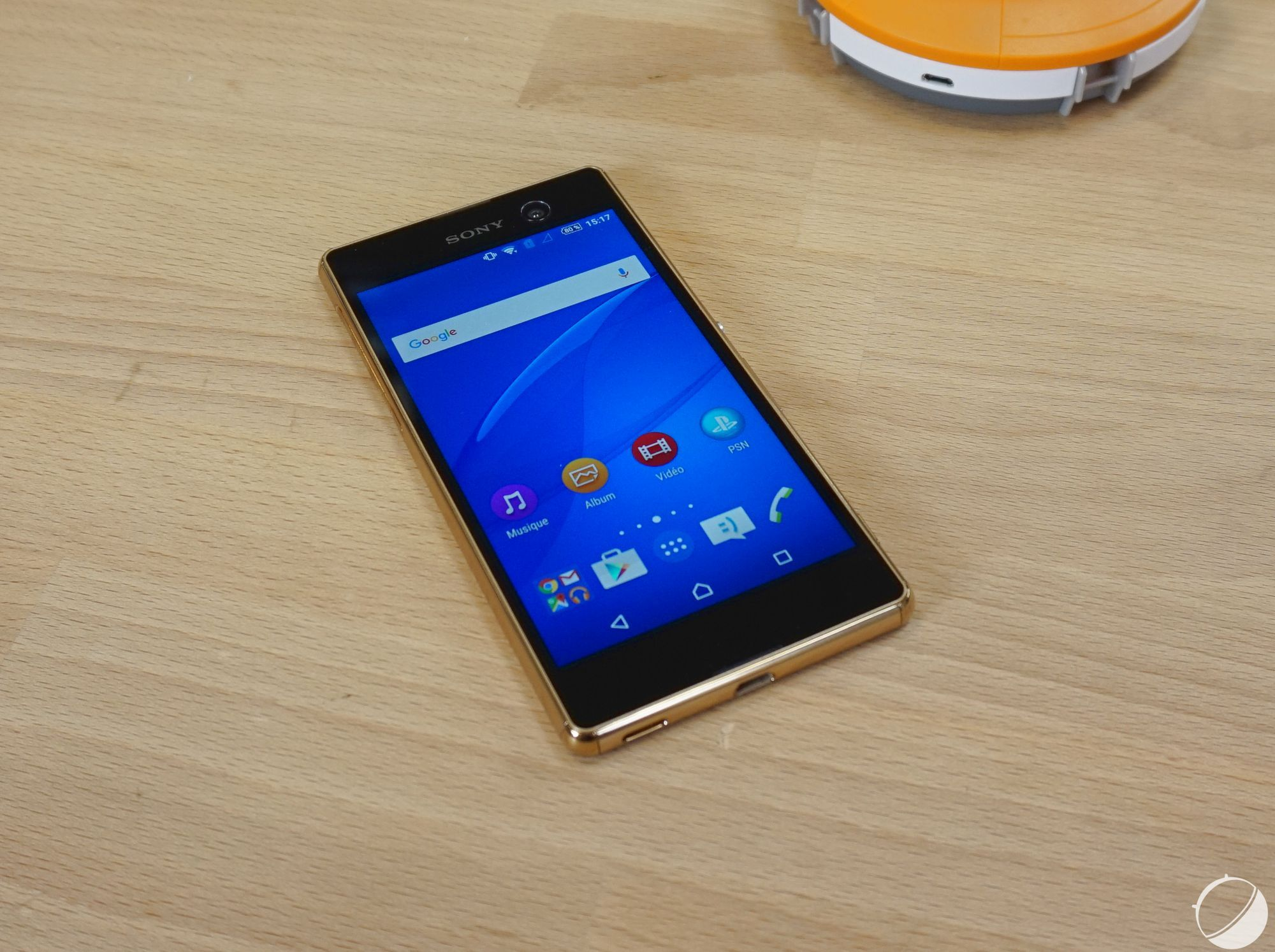 Sony xperia m5 video test - 2 part 8