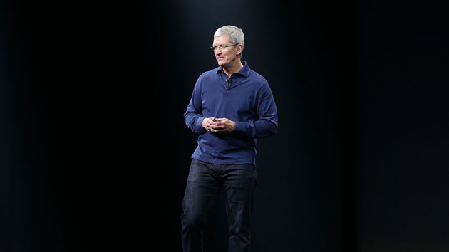 Tim Cook, CEO d'Apple