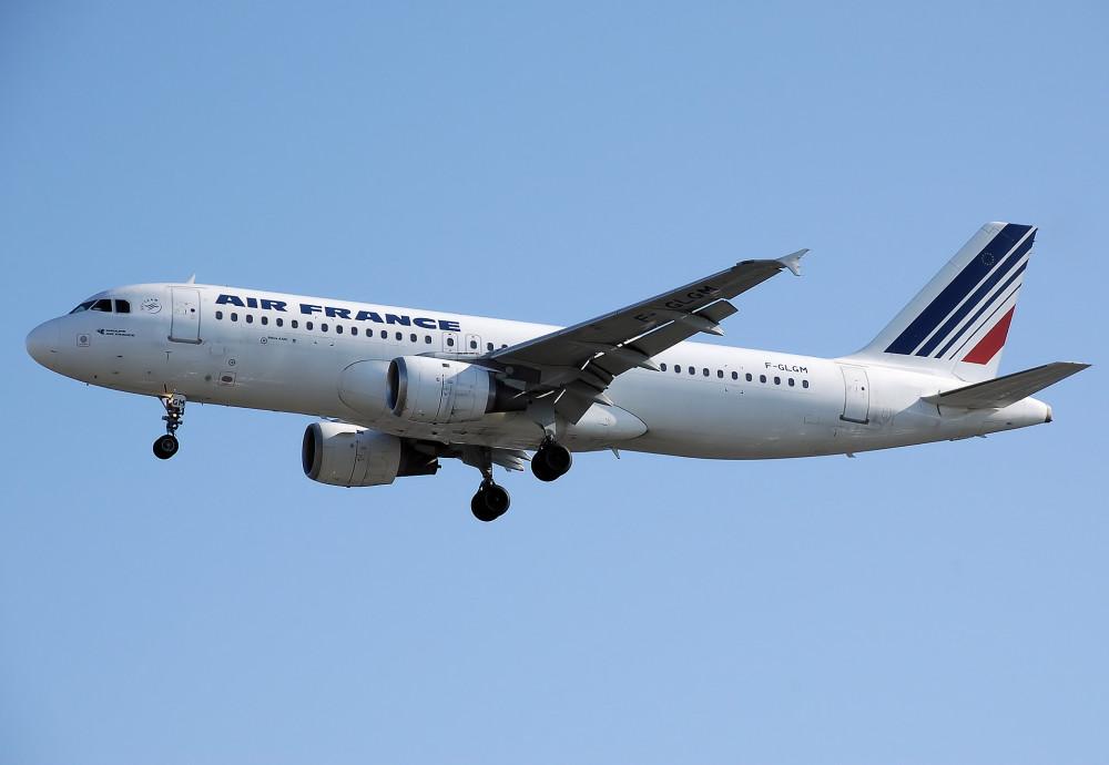 Un Airbus A320 d'Air France évite de justesse un drone à Roissy