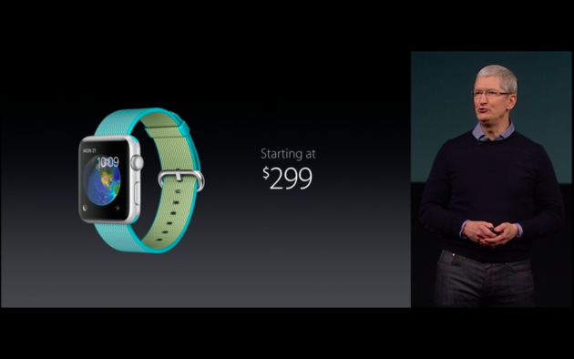 Apple Watch prix