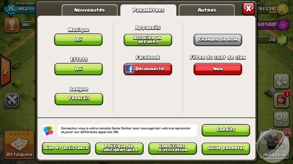 <span><b class=sec>Clash</b> <b class=sec>of</b> <b class=sec>Clans</b>, jeu de guerre stratégique sur mobile <b class=sec>iOS</b> et…</span>