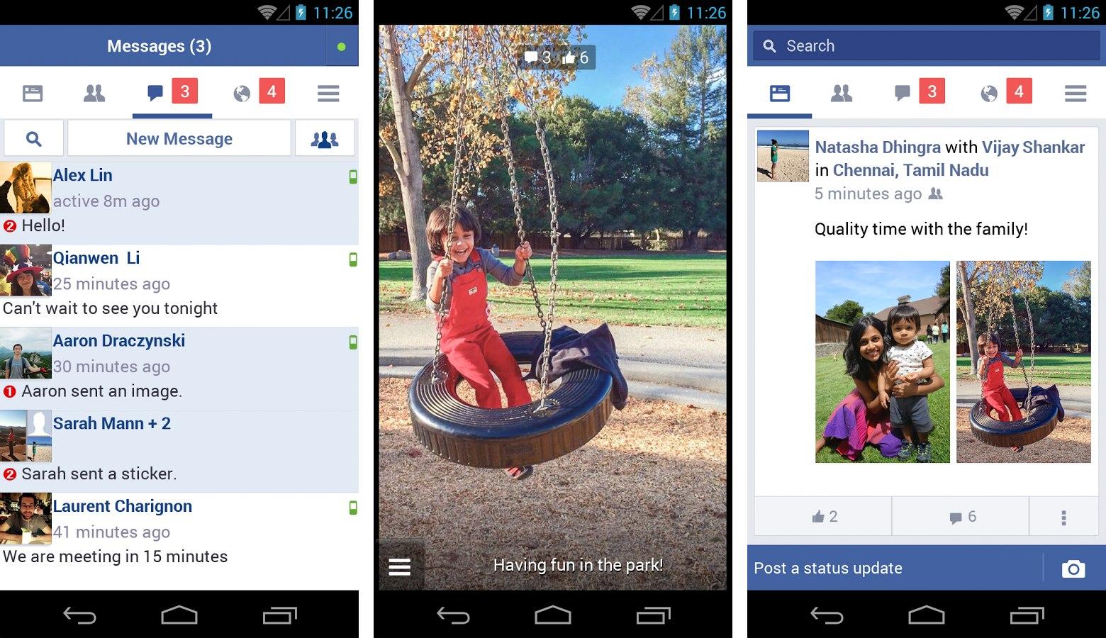 telecharger facebook lite apk 2015