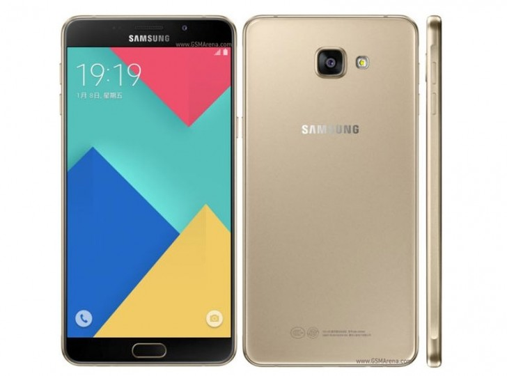 Samsung Galaxy A9 Pro Une Nouvelle Phablette Dotee D Une Batterie
