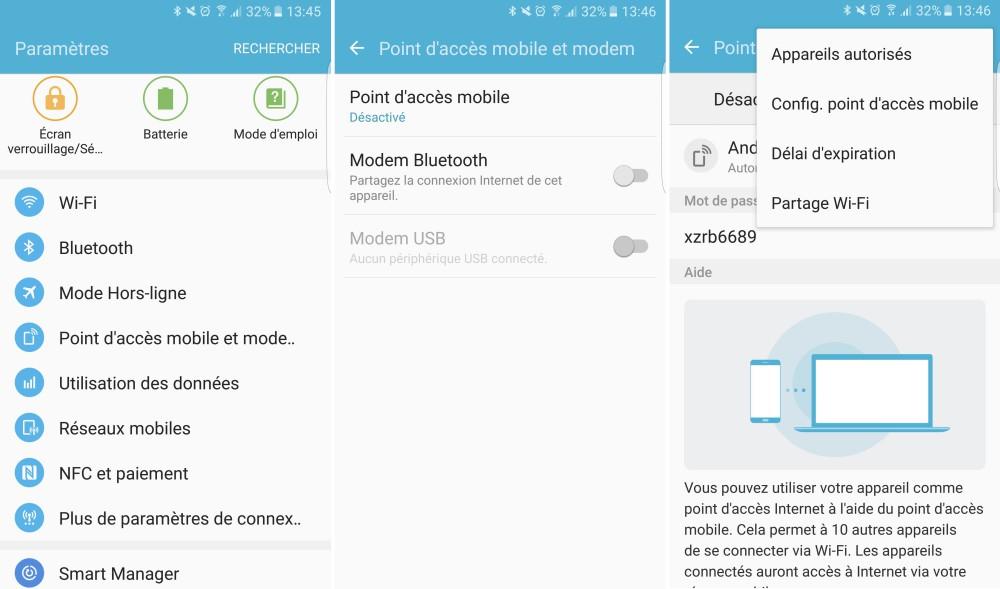 le galaxy s7 est l 39 un des rares smartphones android. Black Bedroom Furniture Sets. Home Design Ideas