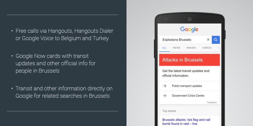 google-bruxelles