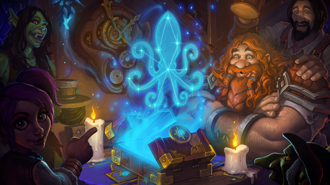 hearthstone nouvelle extension