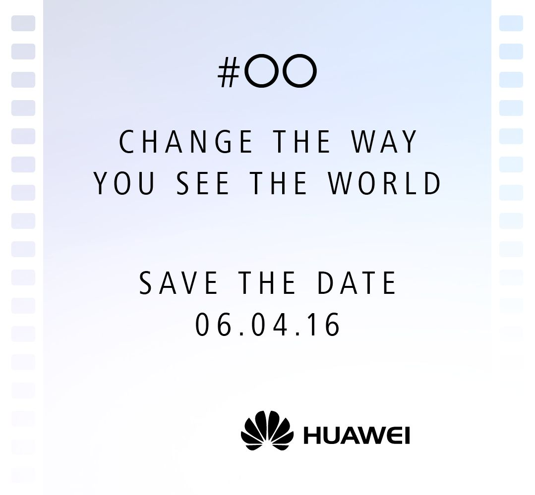 huawei p9 invitation