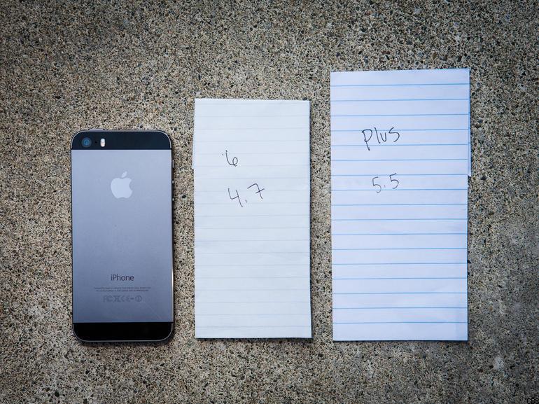 L 39 iphone se la taille parfaite pour moi frandroid - Taille iphone 6 en cm ...