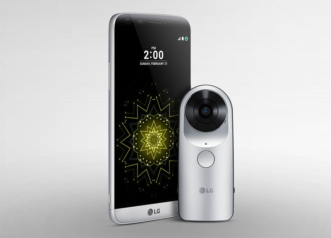 appareil photo 360 degres