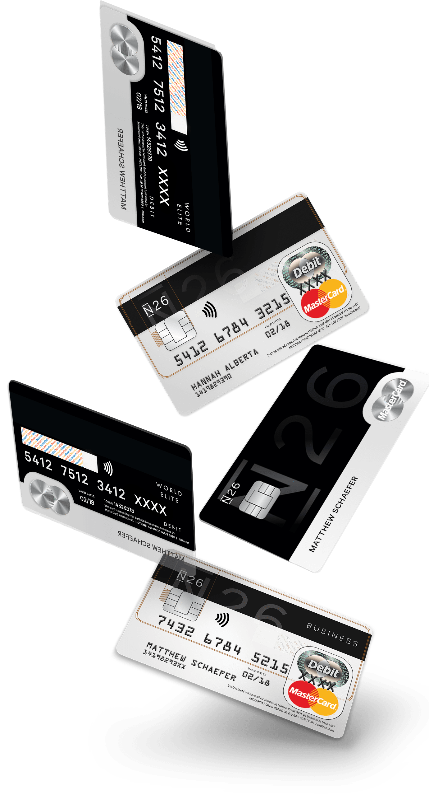 Carte Bleue Sans Relief.N26 Black Metal Une Jolie Carte Bancaire Metallique Mais A Quoi