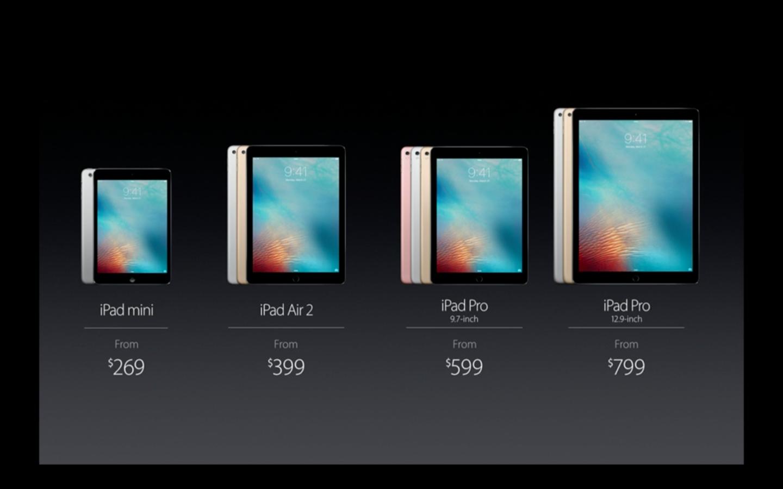 apple abandonne enfin les appareils 16 go et baisse le prix de l 39 ipad frandroid. Black Bedroom Furniture Sets. Home Design Ideas