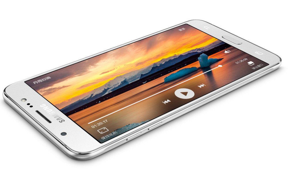 Le samsung galaxy j5 et j7 2016 sont d sormais officiels for Photo ecran samsung j7