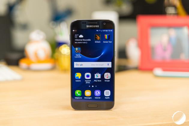 Samsung Galaxy S7 (1 sur 1)