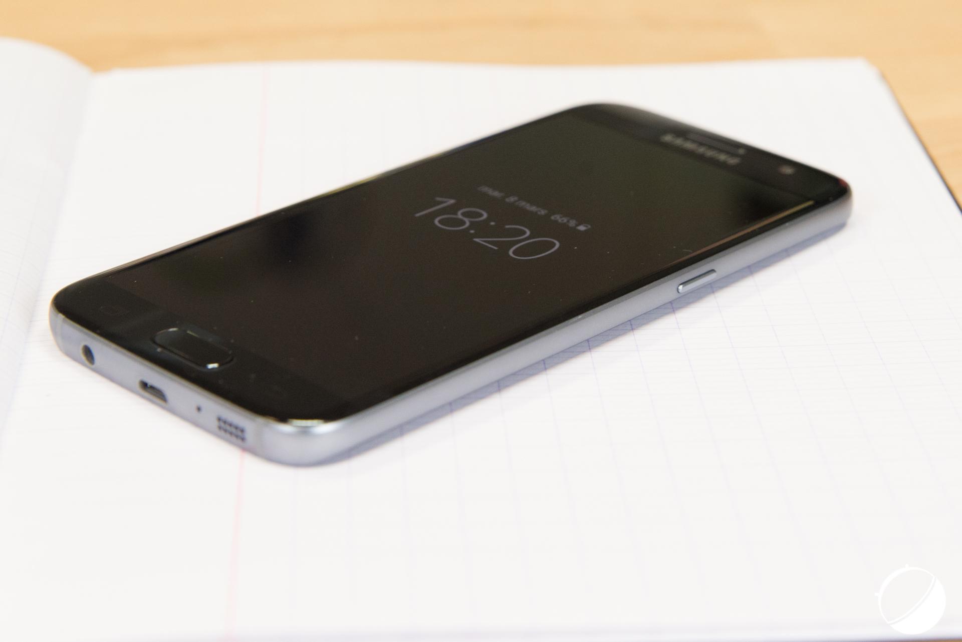 test samsung galaxy s7 notre avis complet smartphones frandroid. Black Bedroom Furniture Sets. Home Design Ideas
