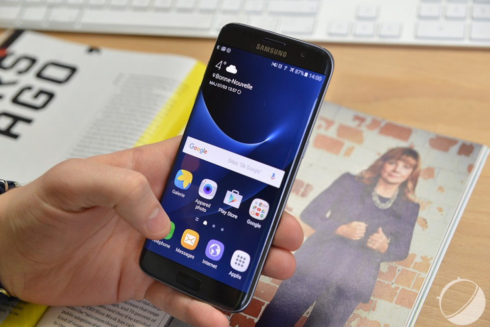 Samsung Galaxy S7 Edge 11